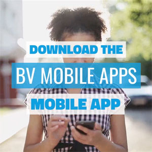 Download the BV mobile app